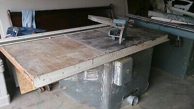 delta/rockwell table saw, 12/14 blade, great machines, both have everything.
