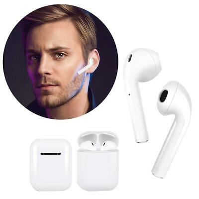 i10 TWS Bluetooth Touch Control Wireless Earbuds Headphones For iPhone Android