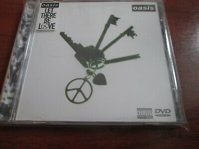 Oasis  – Let There Be Love   [DVD SINGLE]  NEW AND SEALED