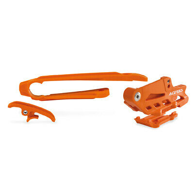 Acerbis 0016847.010 kit passacatena + cruna per KTM EXC IT
