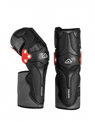 Acerbis 0016810.315 ginocchiere motocross X-STRONG KNEE IT