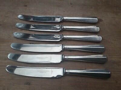 Knives vintage X6 Pearson & Sons Norwich