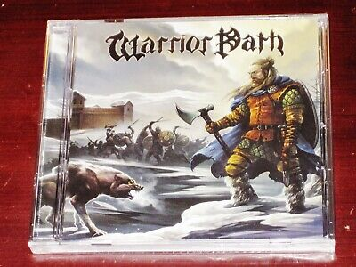 Warrior Path: S/T ST Self Same CD 2019 Beast In Black Stormspell Records USA NEW