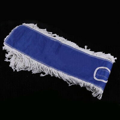 FJ- 110cm Industrial Strength Cotton Floor Dust Mop Refill Mop Head Replacement