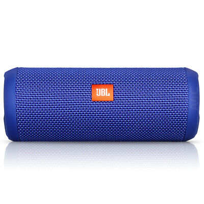 JBL Flip 3 Wireless Bluetooth Speaker - Blue