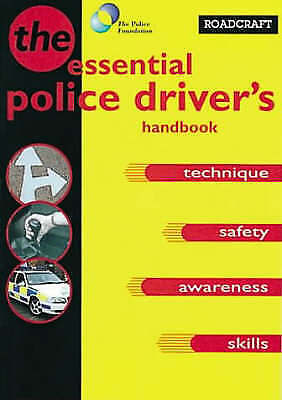 , Roadcraft — The Police Driver's Handbook, Paperback, Very Good Book