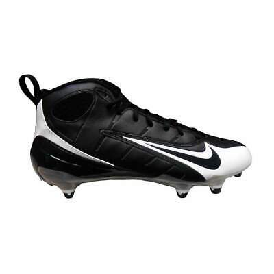 ac51a28cf New Mens Nike Super Speed D 3 4 Football Cleats White Black Size 14.5