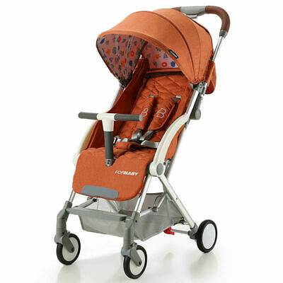 Carriage Baby Foldable Stroller Pram Pushchair Lightweight Travel Systems
