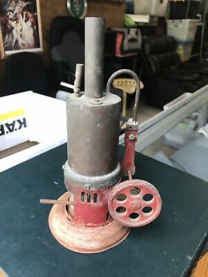 Rare Vintage Donkey Steam Engine