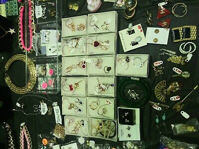 Wholesale New Vintage Antique All Good Estate Resell Lot Jewelry New Old 10 Pcs