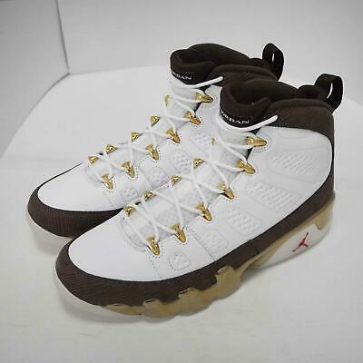 online store 7d415 883ab Nike Air Jordan 9 Retro Mop Melo Right Foot With Defect Men Shoe US10  302370-