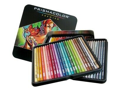 72packs Prismacolor Premier colored Pencils Soft Core prisma Art Drawing