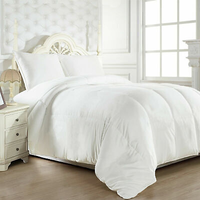 Duvet King Size 4.5 10.5 Tog Hotel Quality Duvets Kingsize Extra Warm Cosy Quilt