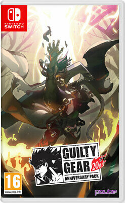 Guilty Gear xx Accent Core 20th Anniversary Ed SWITCH *PRE-ORDER* Out 17/05/19