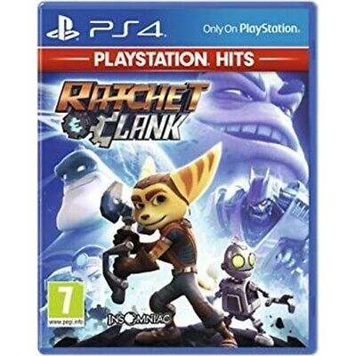 Ratchet & Clank (playstation Hits) /ps4