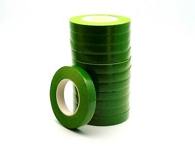 LIGHT GREEN Florist Stem Tape Wire Floral Work - Buttonholes Craft Floristry UK