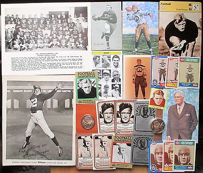 Chicago Cardinals Football Lot 34 Trippi Conzelman Nevers Advisory Team Picture
