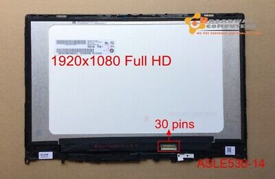 14.0 LCD Screen Touch Digitizer Assembly Lenovo YOGA 530-14ISK 530-14AST