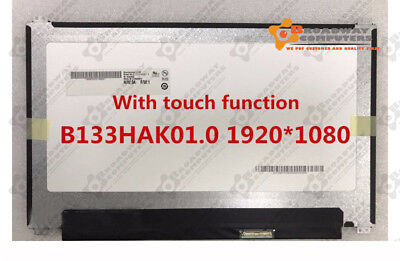 13.3 Touch screen assembly B133HAK01.0 40pin Acer aspire S13 S5-371T