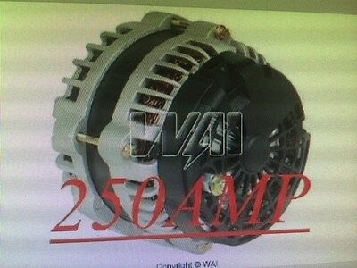 Hummer Truck H2 Yukon V8 4.8L 2007-2009 HIGH OUTPUT NEW HD ALTERNATOR  GMC CHEVY