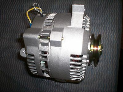 Alternator Ford Mustang 1-Wire 3G Large Case 65-66 71 73 88 89 91 93 High Amp