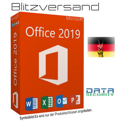 Microsoft Office 2019 Professional Plus MS Office Pro Vollversion
