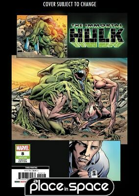 The Immortal Hulk #8 - 3Rd Printing (Wk17)