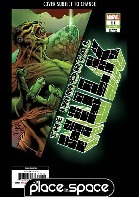 The Immortal Hulk #11 - 3Rd Printing (Wk17)
