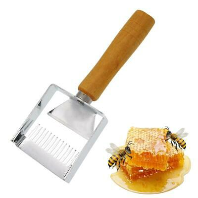 Honey Shovel Beekeeping Shovel Stainless Steel Bee Hive Uncapping Honey Fork