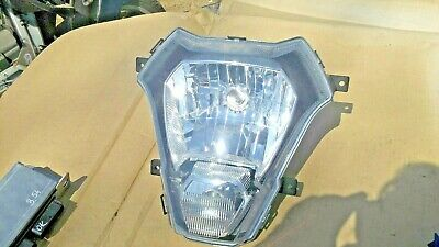2007 Vectrix Headlight Vx-1 Headlight Vectrix Scooter Headlight 585 6820 Oem