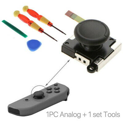 Analog Stick Replacement For Nintendo Switch Joy Con 3D Thumbstick Left Right UK