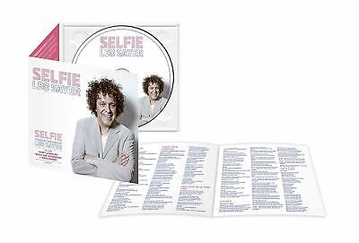 LEO SAYER  Selfie  ( Neues Album 2019 ) Digipak  CD   NEU & OVP  10.05.2019