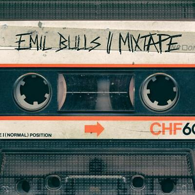 EMIL BULLS  Mixtape ( Digipak ) ( Neues Album 2019 )  CD   NEU & OVP 24.05.2019