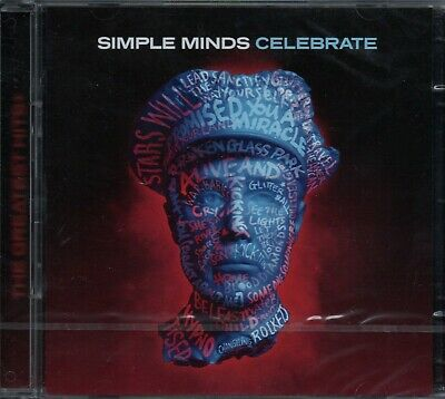 SIMPLE MINDS - Celebrate - 2xCD Album *NEW & SEALED* *Best Of**Hits**Collection*