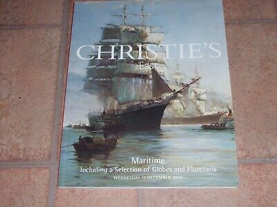 Christie's Auction Catalog (Select 1 from list) List C