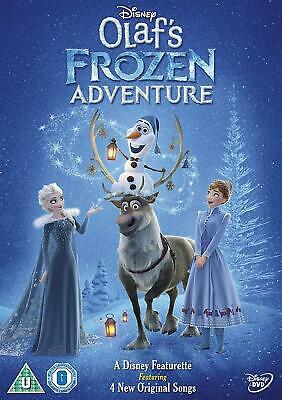 Olafs Frozen Adventure Dvd (Trade-Wide Release) [Edizione: Regno Unito]