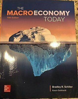 [P.D.F] The Macro Economy Today 15th Edition by Bradley R Schiller