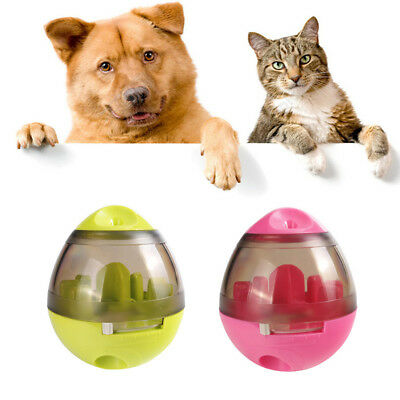 Pet  Dog Puppy IQ Test Treat Ball Interactive Food Dispensing Food Feed Toys Hot