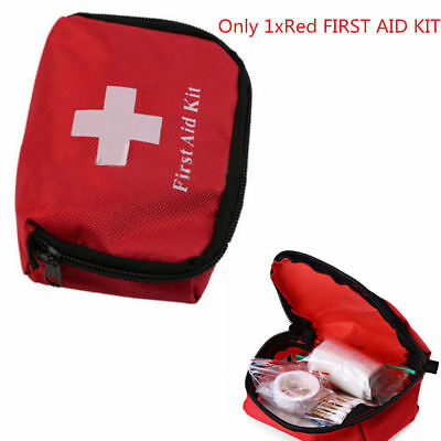Outdoor Hiking Camping Survival Travel Emergency First Aid Kit Rescue Bag Hot