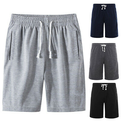 Men Sports Casual Shorts Athletic Gym Sports Training Jogging Fifth Pants PHX