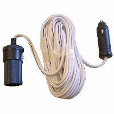 W4 5 Metre Cigar Plug And Socket Adapter Extension Lead (MD150)