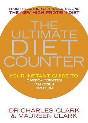 The Ultimate Dieta Counter Del Dottor Charles Clark,Maureen Nuovo Libro ,Free &