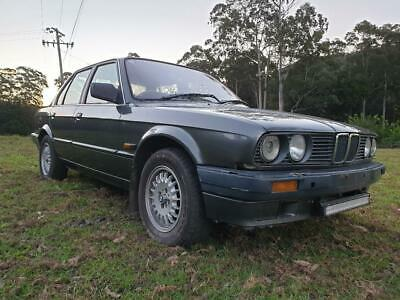 1990 BMW 318i Sedan E30 Series 2 - 1.8L, Auto, Alloys, Original!