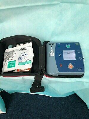 Phillips Fr2+ Aed With Pads And Memory Card