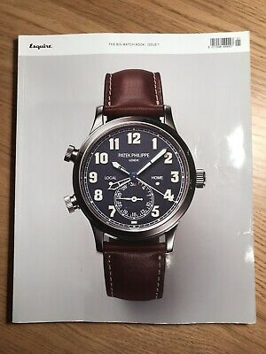 Esquire. The Big Watch Book: Issue 1 ( Cover 2 Of 6)