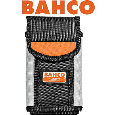 Bahco Tools Work Mobile & Smart Phone Holder/Pouch Belt Loop Wallet, 4750-Vmph-1