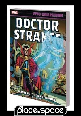 Doctor Strange Epic Collection Master Of The Mystic Arts - Softcover