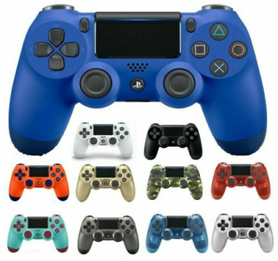 Fast Official Sony Ps4 Dualshock 4 Wireless Controller - Hot & Sealed - Band New