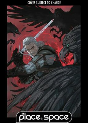 The Witcher: Of Flesh And Flame #4 (Wk14)