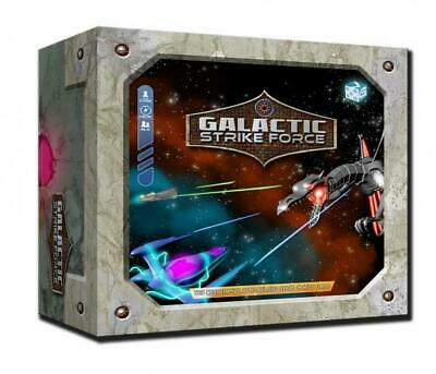 Greater Than Games Boardgame Galactic Strike Force Box SW
